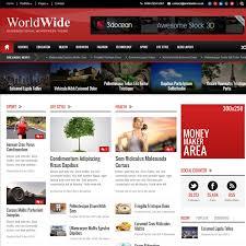world wide magazine wordpress theme best wordpress themes 2017