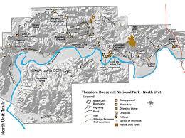 Caprock Canyon State Park Map by Painted Canyon Nature Loop Trnp U2022 Hiking U2022 North Dakota