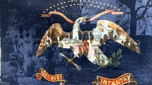 Civil War Union Flags Civil War A Union Battle Flag U0026 Union Battle Cry Of Freedom Youtube