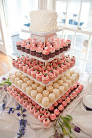 wedding cake cupcakes 49 excellent photos of wedding cake with cupcakes wedding cakes