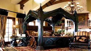 Castle Bedroom Furniture by Medieval Gothic Bedroom Furniture Diy Gothic Room Decor Medieval