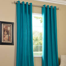 Turquoise Curtains Designer Turquoise Curtains Which Gives Privacy And Graceful Look