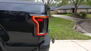 2016 f150 led tail lights 2015 f150 anzo led taillights black watch before you buy youtube