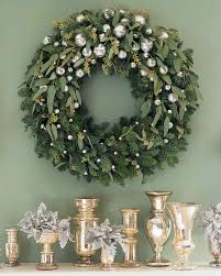 Indoor Wreaths Home Decorating by Holiday Greenery 101 Martha Stewart