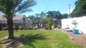 awesome backyard zip line youtube