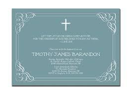 baptism invitation modern classic christening invitation baby