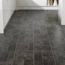 howdens professional continuous light stone tile kitchen