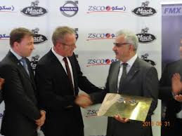 mack and volvo trucks awards zamzam spring