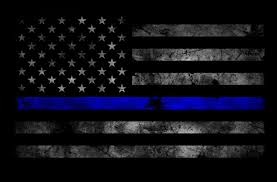 Cool American Flag Wallpaper Photo Collection Police American Flag Wallpaper