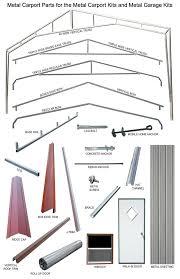 Steel Car Port Metal Carport Kits