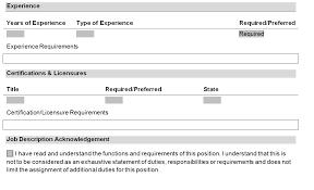 best photos of creating a job description template free job