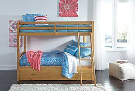 Bunk Beds Kids Sleep Is A Parents Dream Ashley Furniture HomeStore - Kids bunk bed