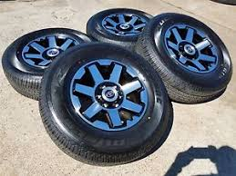 toyota tacoma rims and tires 17 toyota tacoma 2017 wheels rims tires fits 1999 2015 2016