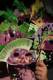 mardigras masks mardi gras masks for kids to make happy hooligans