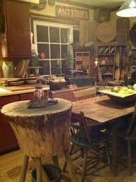 Primitive Kitchen Table by 445 Best Primitive Rooms Images On Pinterest Primitive Decor