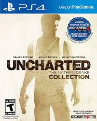 ps4 black friday online sales amazon amazon com uncharted the nathan drake collection playstation 4