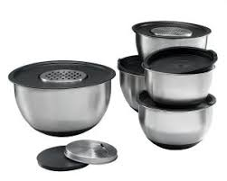 amazon black friday 2012 deutschland amazon sagler stainless steel mixing bowls set of 5 with lids
