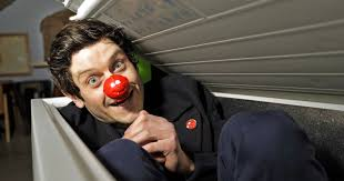 YouTube   WalesOnline Comic ReliefGame of Thrones star Iwan Rheon launches Red Nose Day in Wales