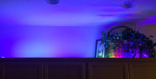 Hue Strip Lights Lifx Z Review First Light Strip With Color Zones For Multiple Colors