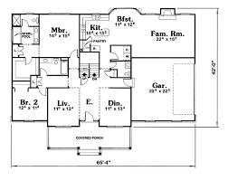 blueprint for house house 7637 blueprint details floor plans