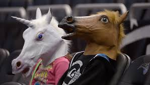 Horse Mask Meme - the unofficial history of unicorns