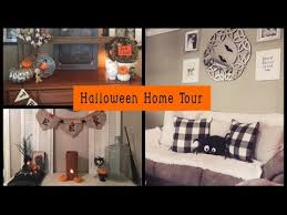 our 2016 halloween home decor tour youtube