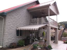 Porch Awnings For Home Aluminum 36 Best Retractable Awnings For The Home Images On Pinterest