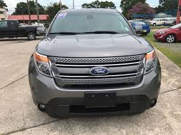 Ford Explorer 2013 - 2013 ford explorer limited city louisiana billy navarre certified