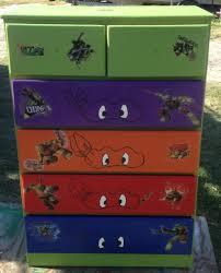 teenage mutant ninja turtles home decor dressers for kids room decor mapo house and cafeteria