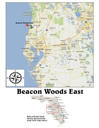 Map Of Pasco County Florida by Community Profile Beacon Woods East Homeowners U0027 Assn Inc