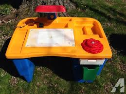 Step Two Art Desk New U0026 Used Little Tikes Art Desk For Sale 11 Ads In Us Lowest