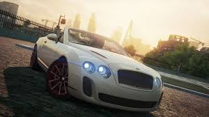 convertible bentley custom bentley continental supersports isr convertible need for speed