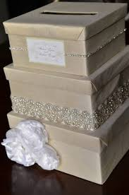 wedding photo box diy wedding card box i would do ivory and coral but think its a