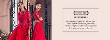 buy ridhi mehra designer dresses online shop now