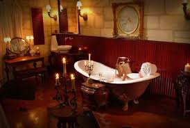 The Luxury Of Tuscan Bathroom Ideas - Tuscan bathroom design