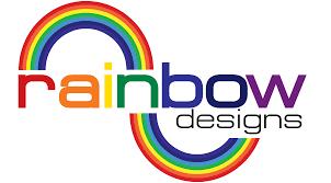 home design logo rainbow designs brands of the world