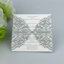 Damask Wedding Invitations Compare Prices On Damask Wedding Invitations Online Shopping Buy