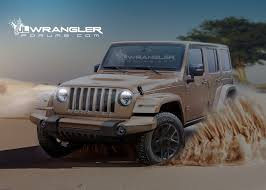 new jeep truck concept our new jeep wrangler 2018 unlimited and pickup preview