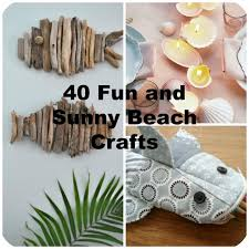 How To Decorate A Beach Cottage by 40 Easy Beach Craft Ideas To Make This Summer