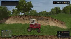 1974 massey ferguson 885 farming simulator 17 youtube