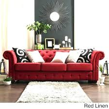 red leather sofa living room ideas red couches decorating ideas aerojackson com