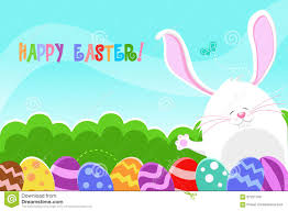 happy easter cards happy easter card stock vector illustration of baby 67261104