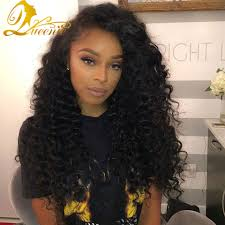crochet hair with human hair sale promotion curly crochet hair no weft human hair 3 bundle