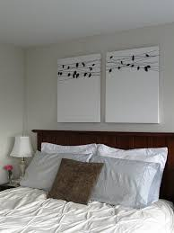 bedroom wall decor ideas projects idea of simple wall decor diy black white stripe square