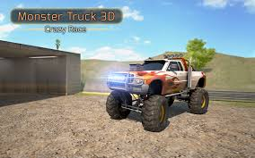 monster truck crash videos monster truck 3d crazy race android apps on google play