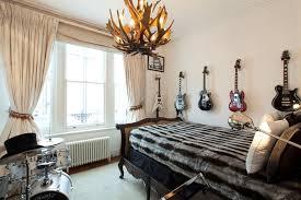 bedroom like music studio design in prince edward mansions 10