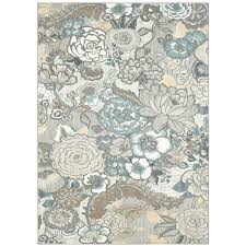 Karastan Area Rugs Shop Karastan Serenade Indoor Nature Area Rug Common 8 X 11