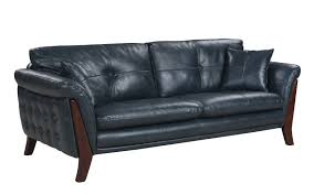 Tufted Living Room Furniture by Alejandro Mid Century Modern Italian Leather Tufted Living Room