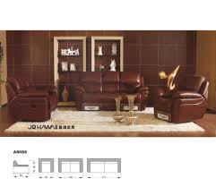 leather living room online get cheap 3 seater leather recliner aliexpress com
