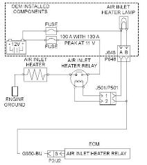 caterpillar c7 engine sensor diagram caterpillar diesel wiring